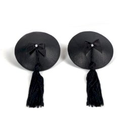 Burlesque Pasties Black