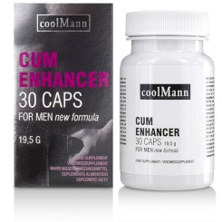 Cobeco Coolman Cum Enhancer 30cap