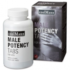 Cobeco Coolman Male Potency 60cap