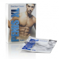 Cobeco Penis Xl Cream Sachets 6 X 4ml