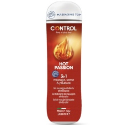 Control Hot Passion 3 In 1 Gel 200 Ml