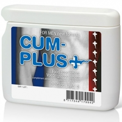 Cum Plus Enhancer Caps Flatpack