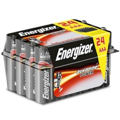 Energizer Alkaline Power Battery  Aaa...