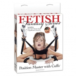 Fetish Fantasy Position Master With...
