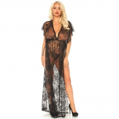Leg Avenue 2 Pieces Set Lace Kaften...