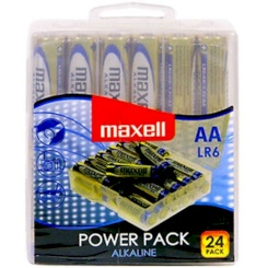 Maxell Alkaline Battery Aa Lr6 Pack *...