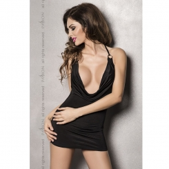 Miracle Chemise Black By Passion Woman...