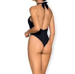 Obsessive - Acantila Swimsuit - Black S