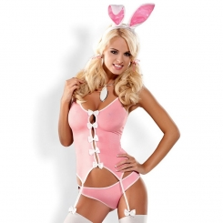 Obsessive Bunny Suit Custome