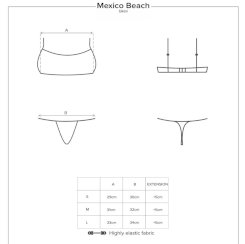 Obsessive - Mexico Beach Swimwear -...