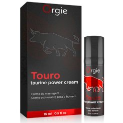 Orgie Touro Erections Cream 15 Ml
