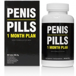 Penis Enlargement Pills 1 Month 60 Tabs