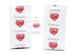 Saninex Condoms Gay Passion Dotted 144...