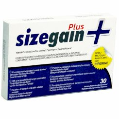 Sizegain Plus - Natural Pills Male...