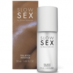 Slow Sex Full Body Hieronta 50 Ml