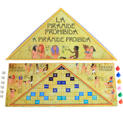 The Prohibited Pyramid Game (es / Pt)
