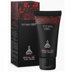 Titan Gel Lube 50ml